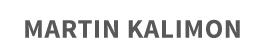 Martin Kalimon | Grafický designér